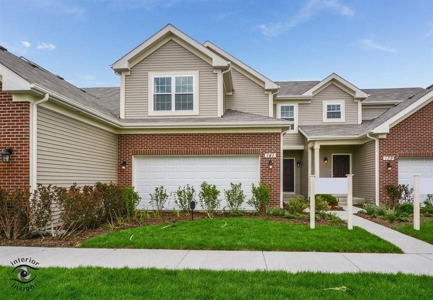 Move In Ready New Home In Ashcroft Place Community