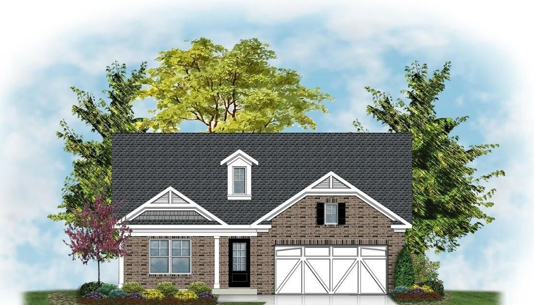 Ready To Build Home In Magnolia Pointe Community