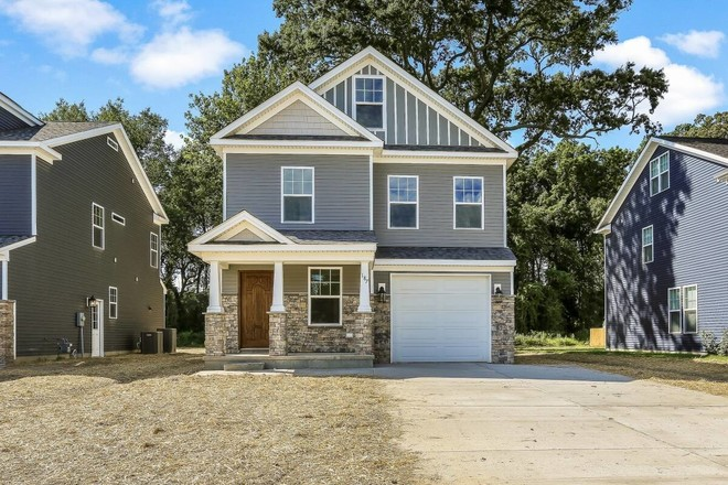 Ready To Build Home In Build on Your Lot in York County Community