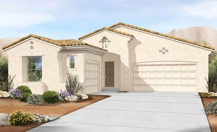 Ready To Build Home In Windrose - Hacienda Heights Community