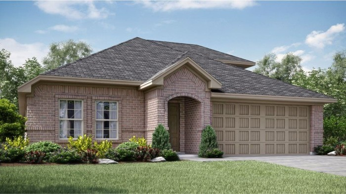 Ready To Build Home In Woodcreek Community