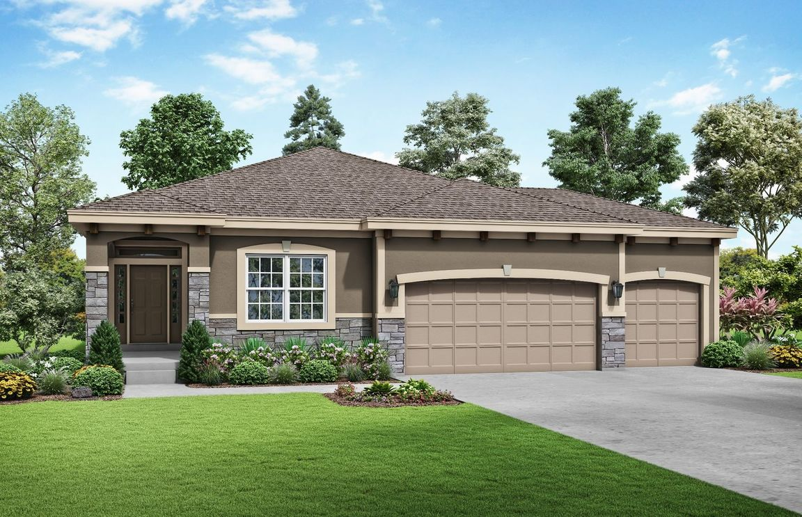 Ready To Build Home In Foxwood Ranch Community