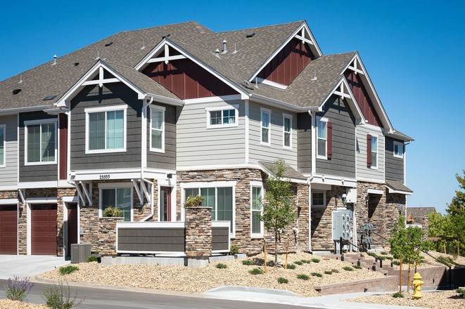 Ready To Build Home In Sorrel Ranch Community