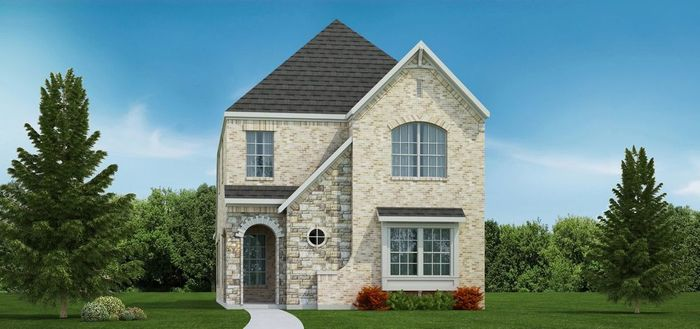 Ready To Build Home In Iron Horse Commons Community