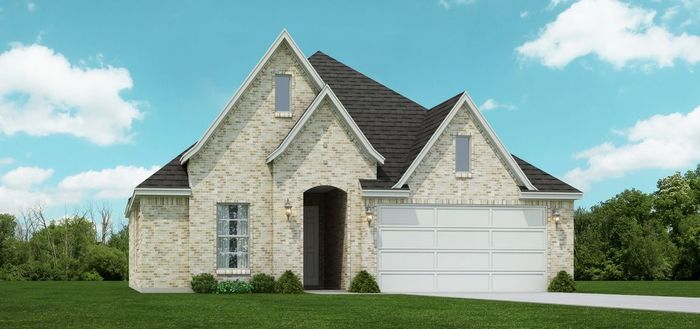 Ready To Build Home In Lakes of River Trails Community