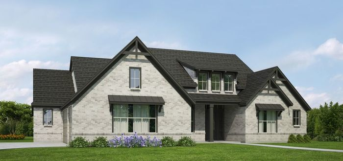 Ready To Build Home In NorthGlen Community