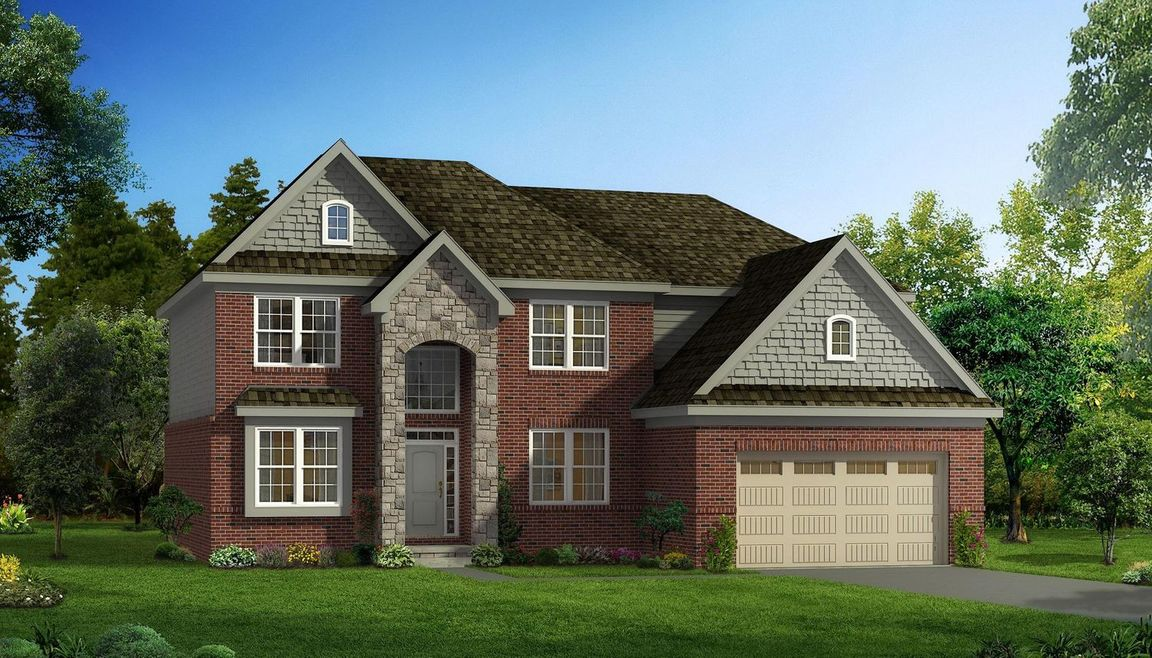 Ready To Build Home In Charleston Park Community
