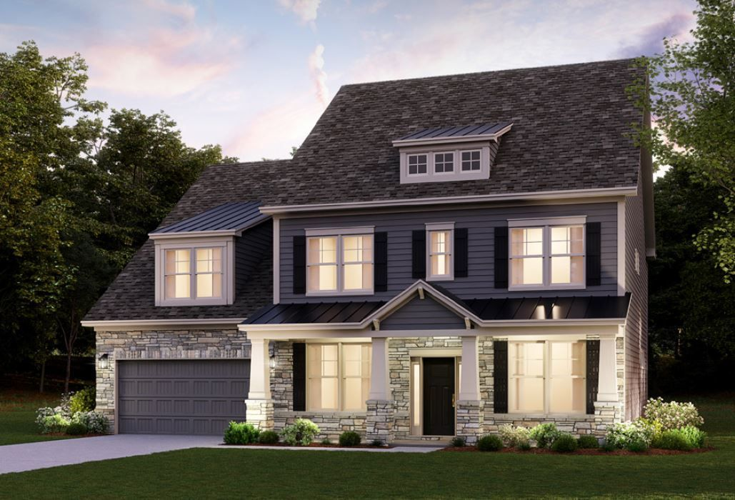 Ready To Build Home In Hadley Estates Community