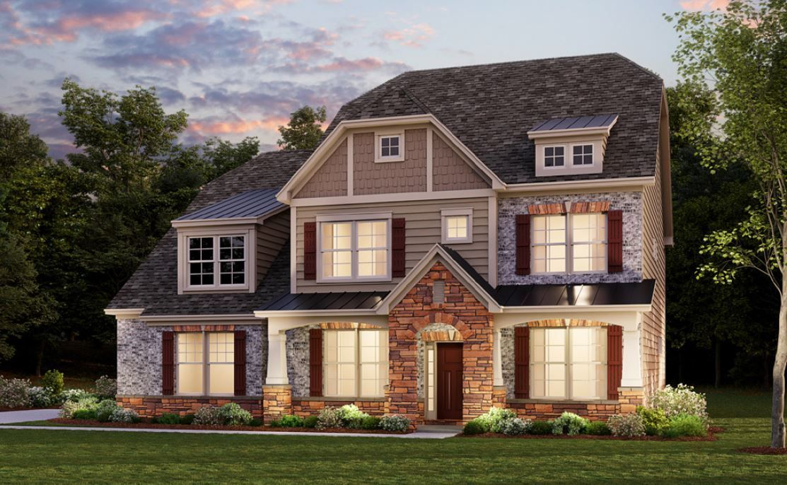 Ready To Build Home In Shiloh Manor Community