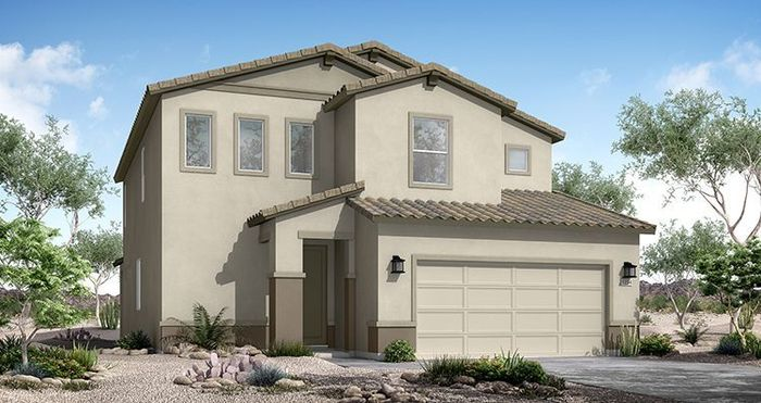 Ready To Build Home In Destinations at Cypress Ridge Community