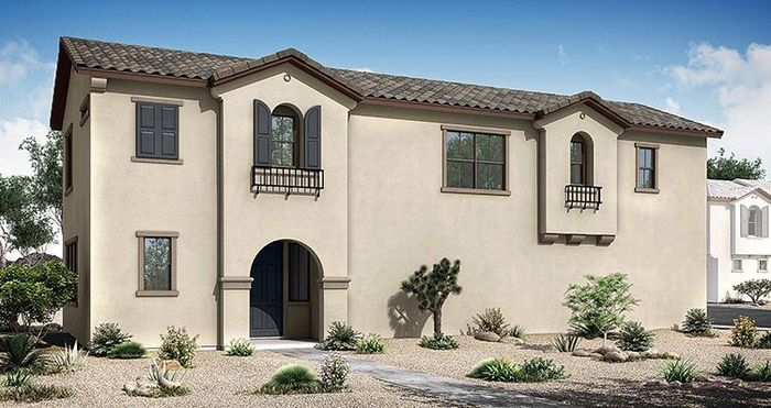 Ready To Build Home In Villas at Cypress Ridge Community