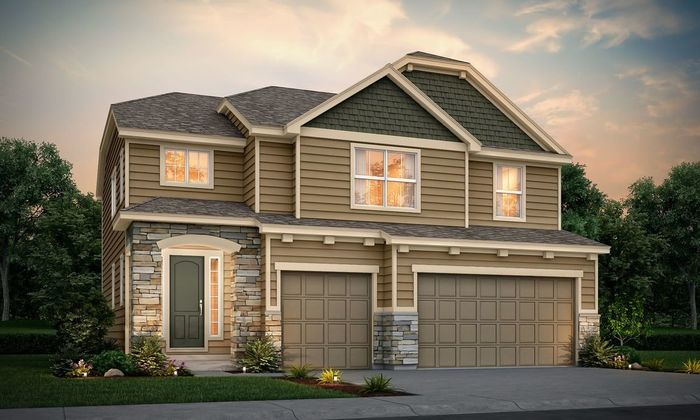 Ready To Build Home In The Sands Community