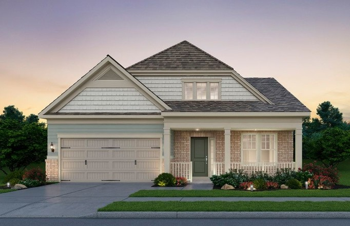 Ready To Build Home In Carter's Mill Community