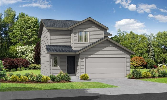 Ready To Build Home In Build On Your Own Lot Community