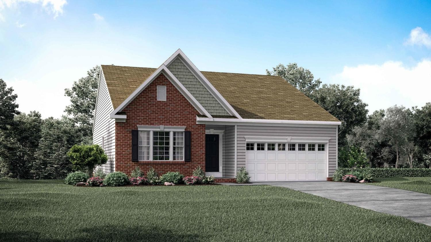 Ready To Build Home In Riverbend At Scioto Landing Community