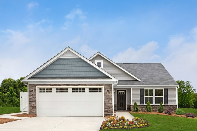 Ready To Build Home In Woodgrove Community