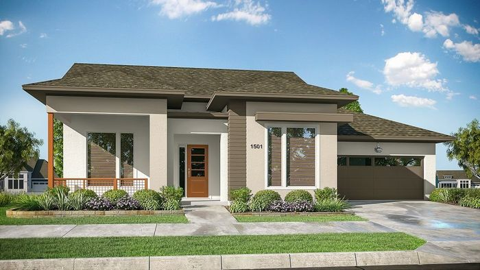 Ready To Build Home In Bonterra at Cross Creek Ranch Cottages Community
