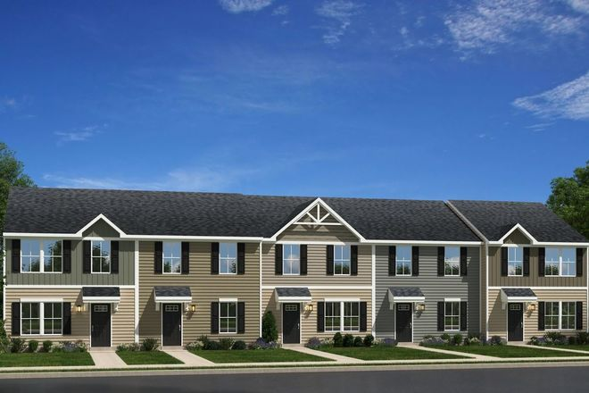 Ready To Build Home In Hampton Townes Community