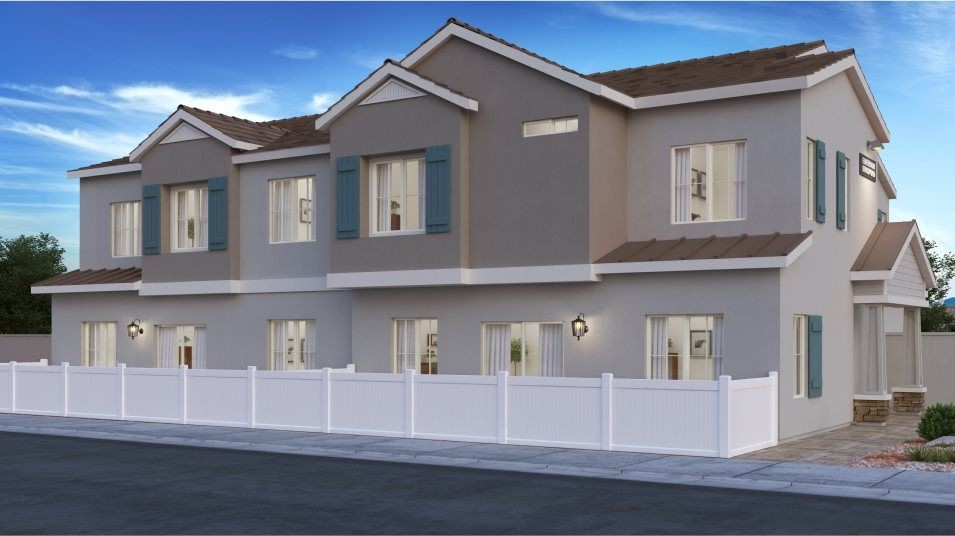 Ready To Build Home In Emerson - Bradford Collection Community
