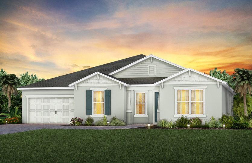 Ready To Build Home In Edgewater at Babcock Ranch Community