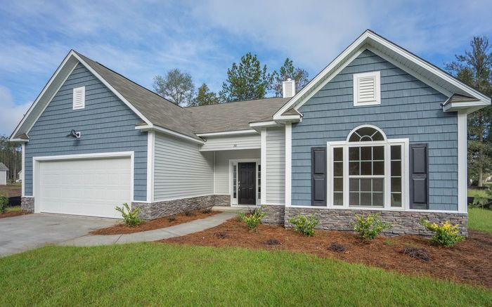 Ready To Build Home In The Enclave at Berwick Plantation Community