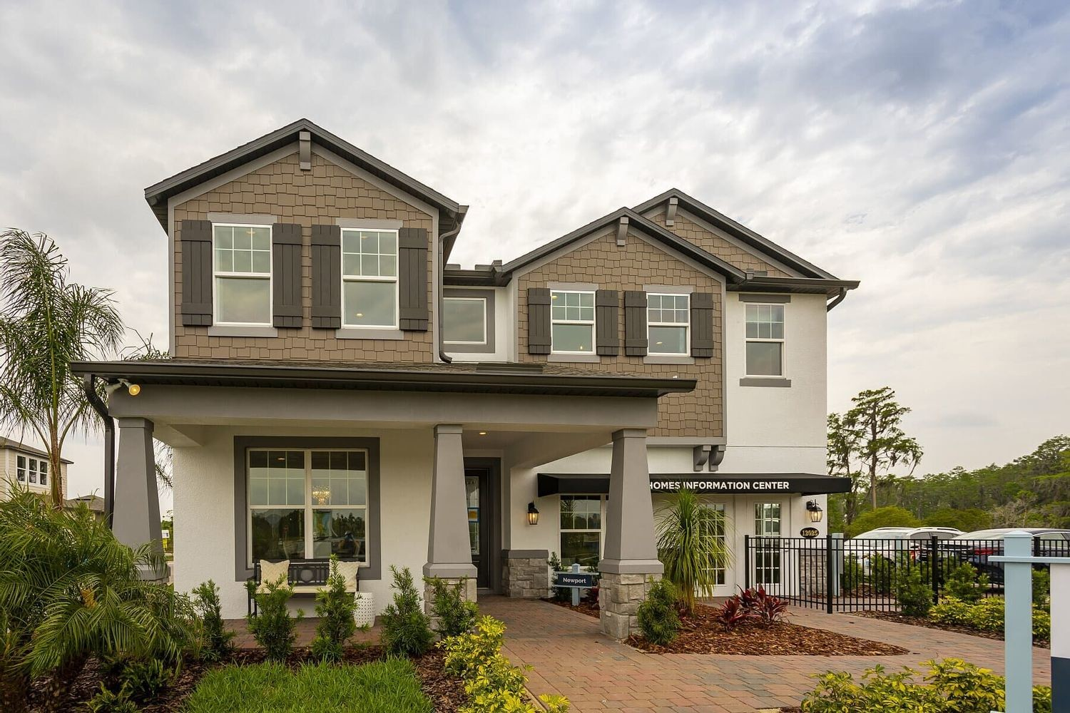 Move In Ready New Home In Encore At Ovation Community