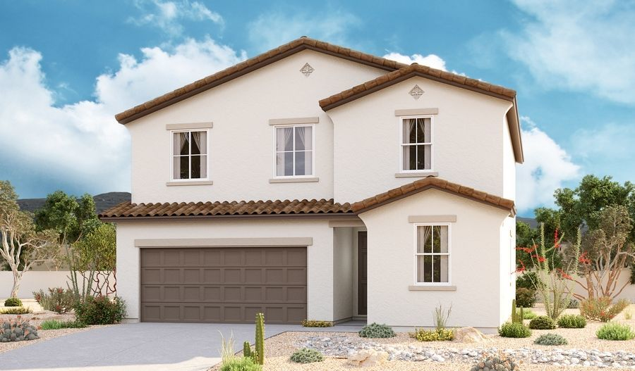 Ready To Build Home In Seasons at Bell Pointe Community