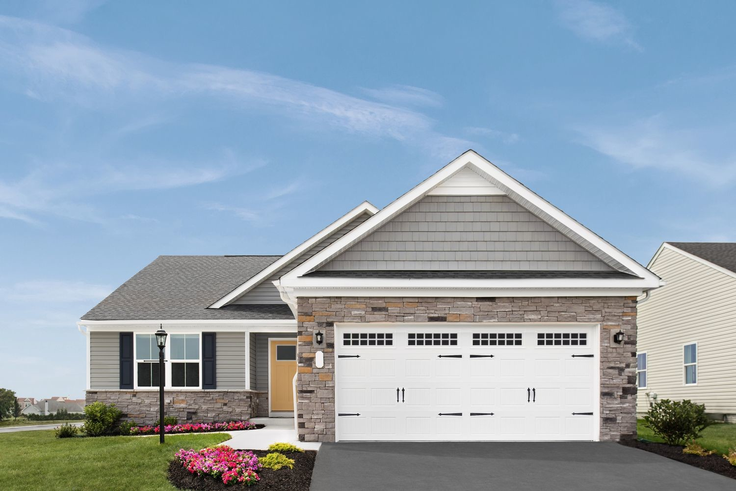 Ready To Build Home In Maplecrest Community