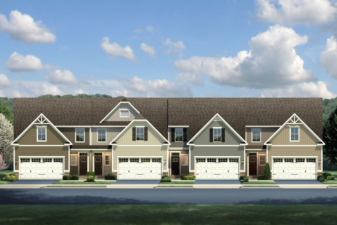 Ready To Build Home In Sewickley Crossing Townhomes Community