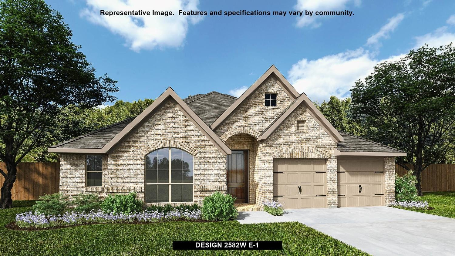 Ready To Build Home In Cross Creek Ranch 55' Community
