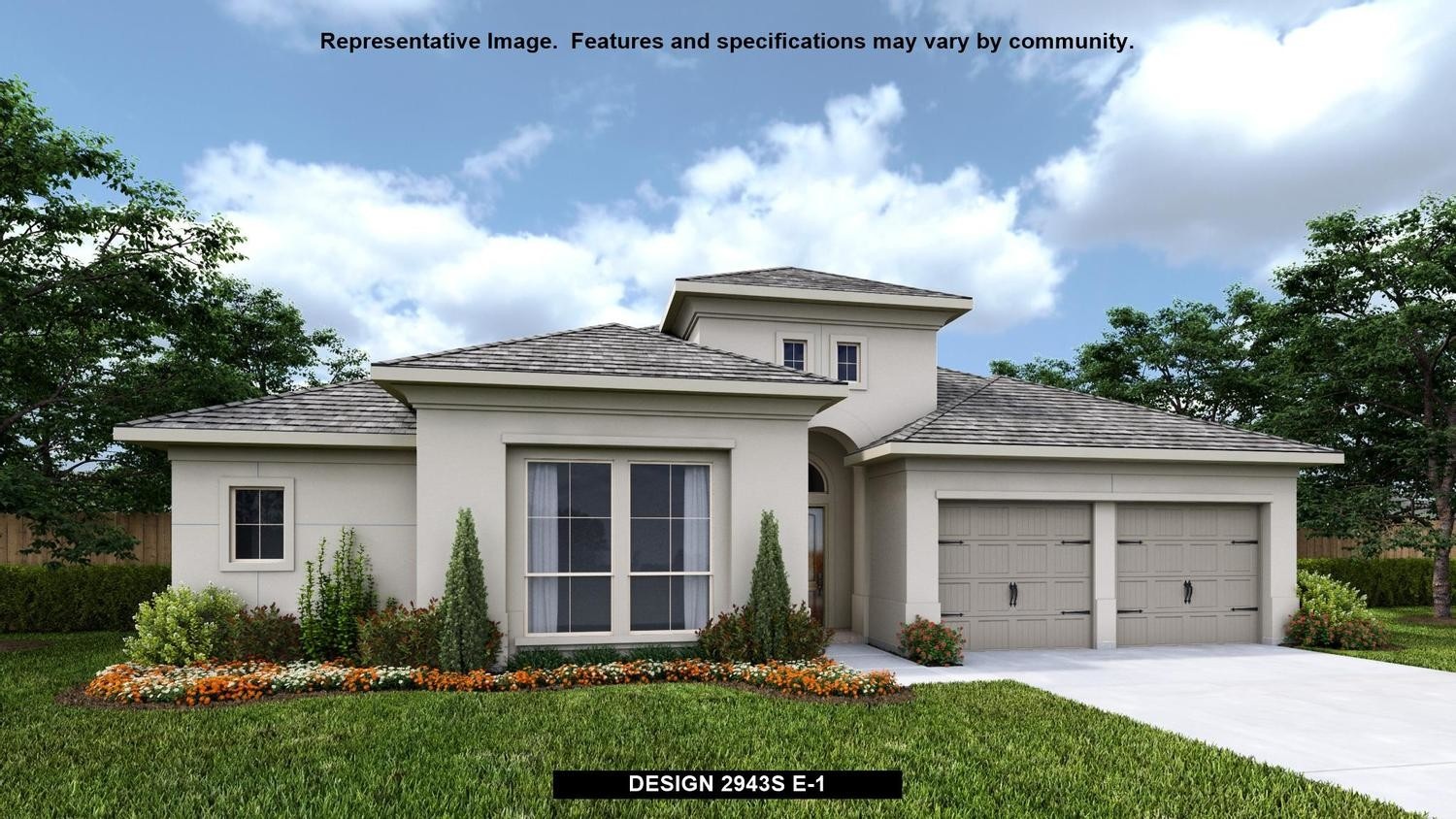 Ready To Build Home In River Valley 70' Community