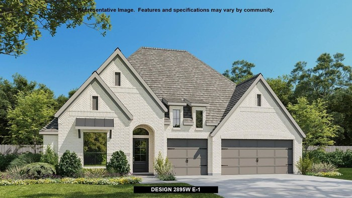 Ready To Build Home In Fronterra at Westpointe 60' Community