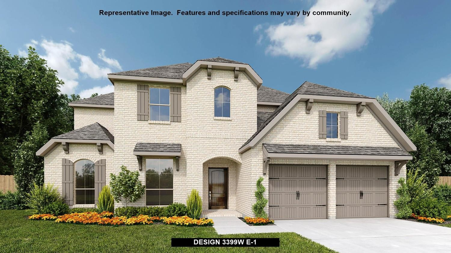 Ready To Build Home In ShadowGlen 65' Community