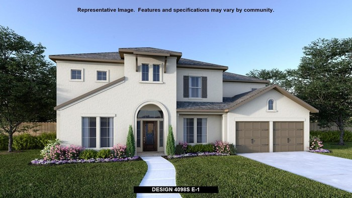 Ready To Build Home In Highpointe 80'/90' Community