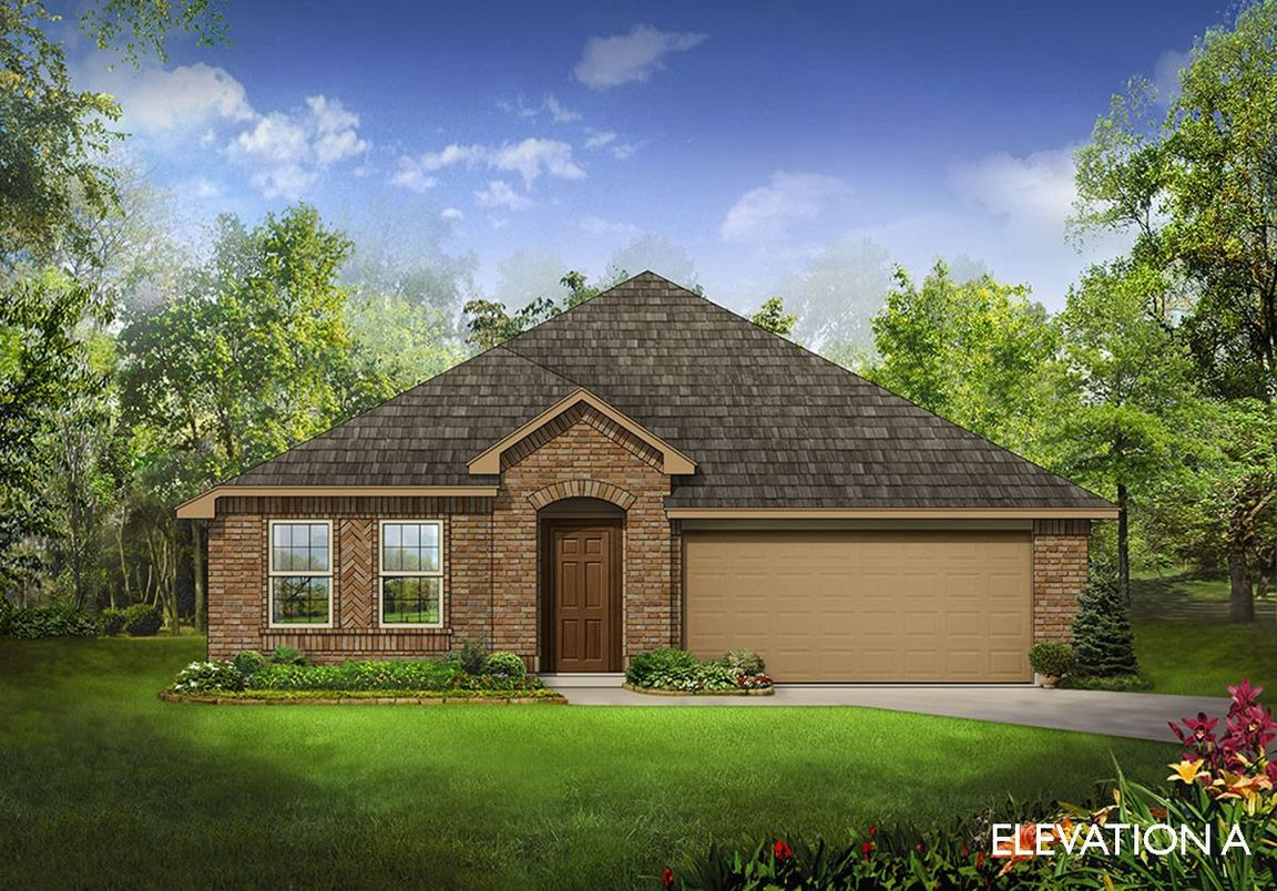 Ready To Build Home In Grand Heritage Community