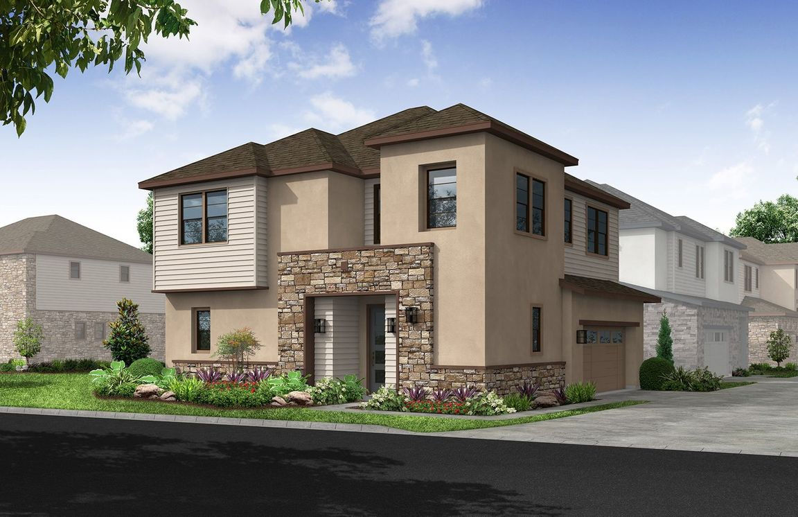Ready To Build Home In Royal Oaks Landing Community