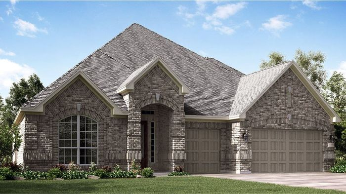 Ready To Build Home In Young Ranch - Texas Reserve Collection Community