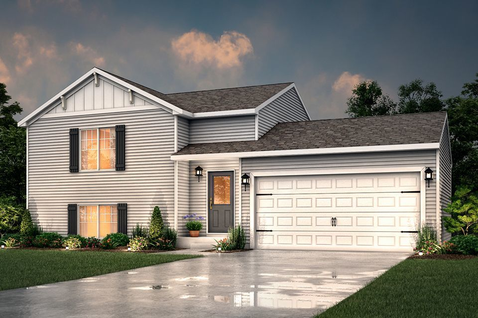 Ready To Build Home In Lighthouse Village Community