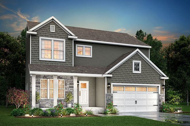 Ready To Build Home In Centennial North Community