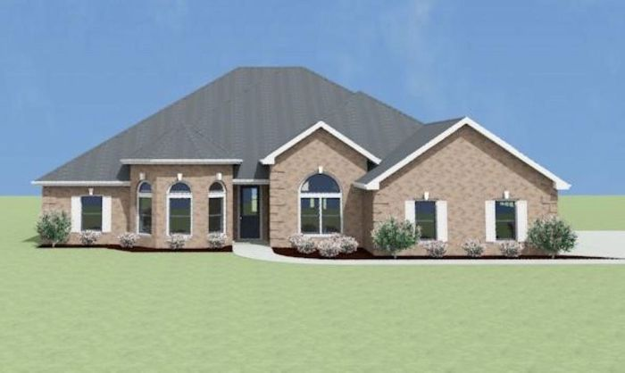 Ready To Build Home In Legacy Grove Community