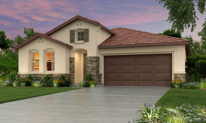 Ready To Build Home In The Villas Community