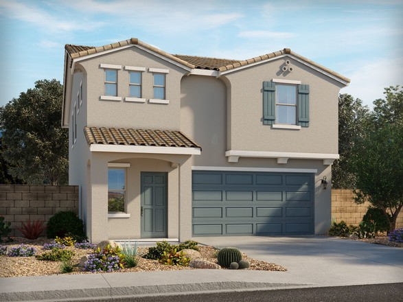 Ready To Build Home In Sunset Place Community