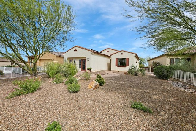 Move In Ready New Home In Estates at Canoa Ranch Community