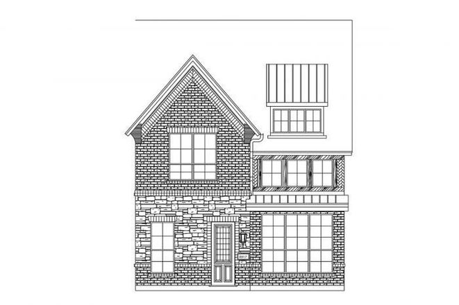 Move In Ready New Home In Lake Forest Townhomes Community
