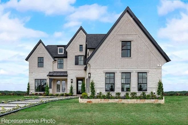 Ready To Build Home In Breezy Hill Community
