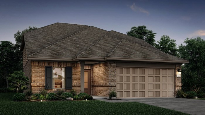 Ready To Build Home In Jordan Ranch - Magnolia Collection Community