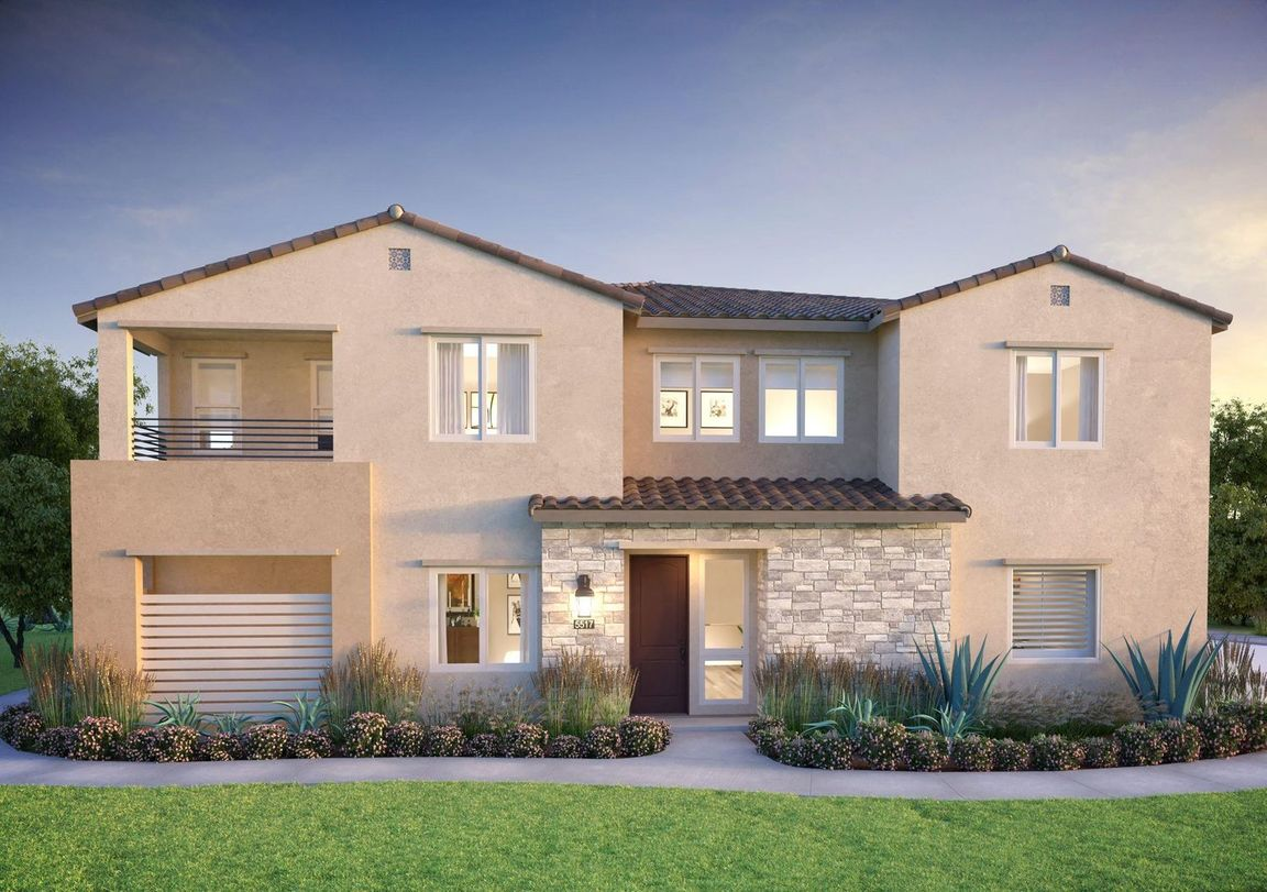 Ready To Build Home In Mosaic at Layton Lakes Community