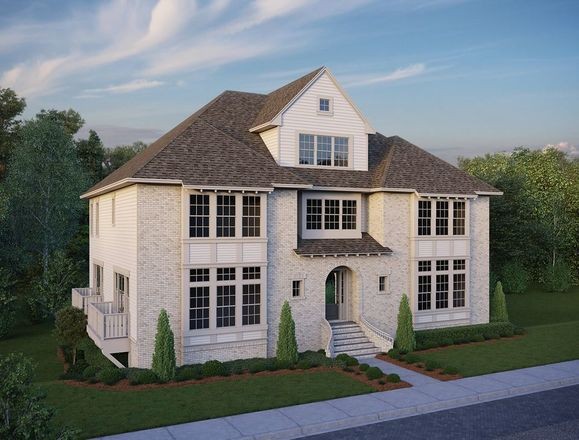 Ready To Build Home In Halstead Community