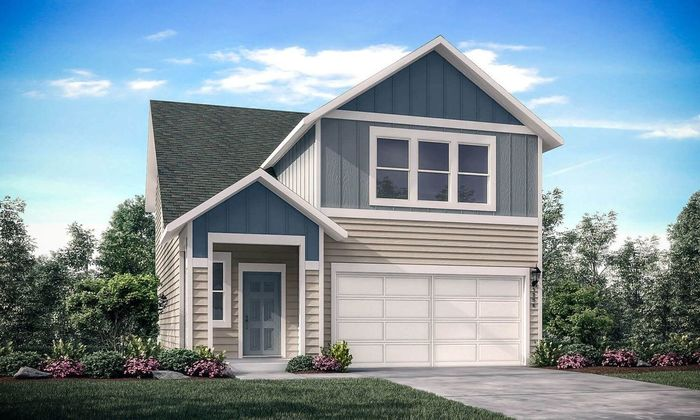 Ready To Build Home In Park at 51 East Community