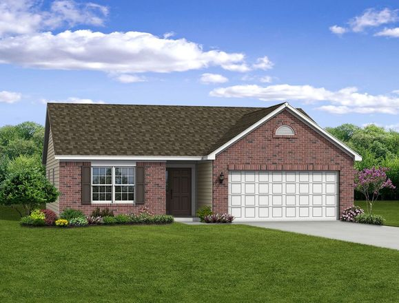 Ready To Build Home In Bells Run Community